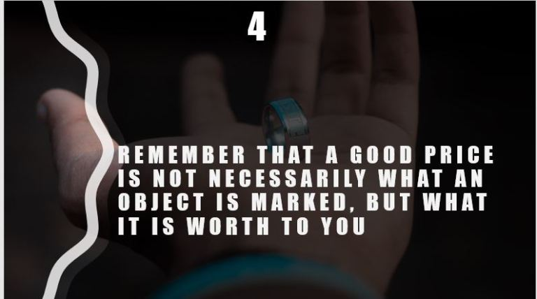 Worth of an object