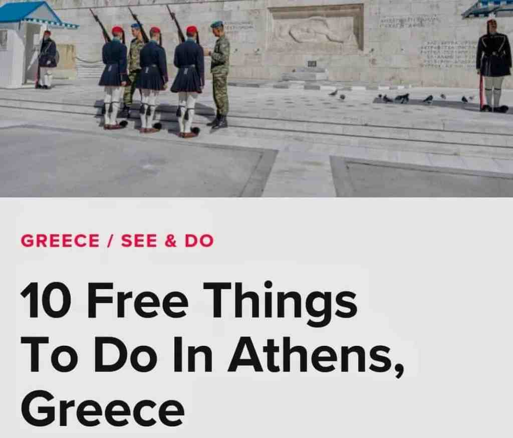 Screenshot of Culture Trip travel apps