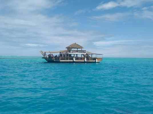 Original photo of Cloud 9 Pizzeria in Fiji