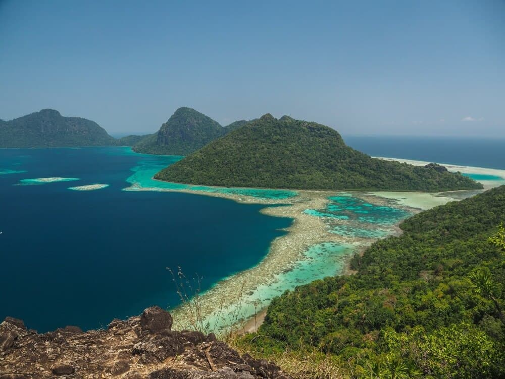 Borneo Marine Park Malaysia