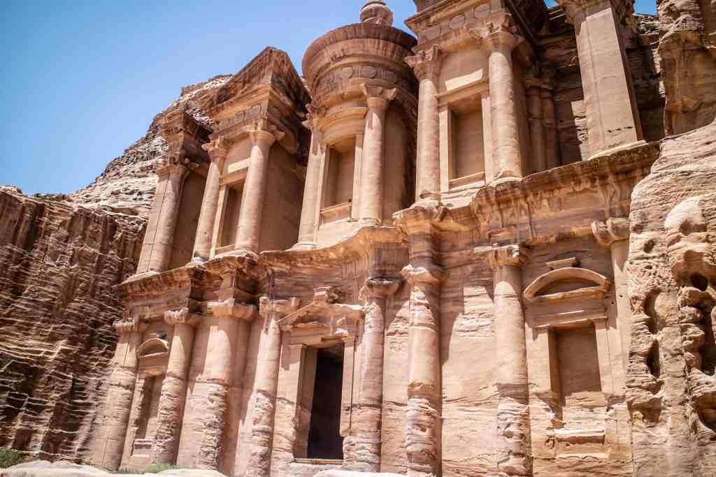 Image taken in Jordan for Explore tour.