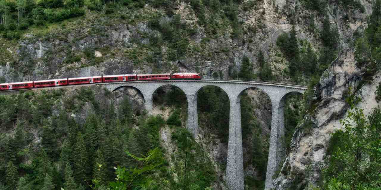 10 of the Most Epic Train Journeys in the World