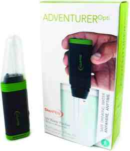 steri-pen water purifier product image.