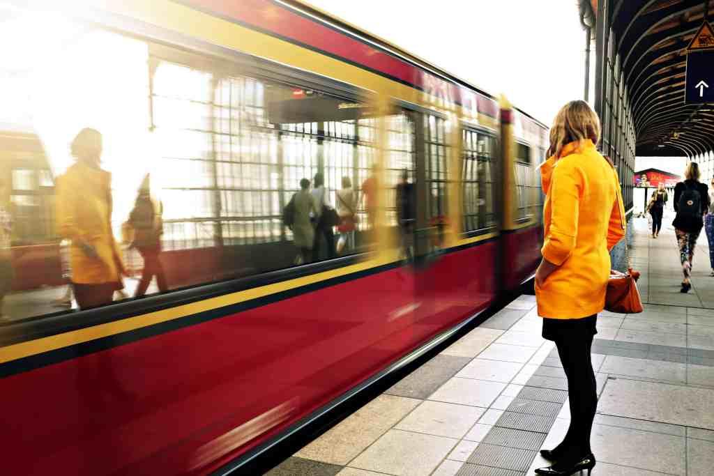 London to edinburgh by train review