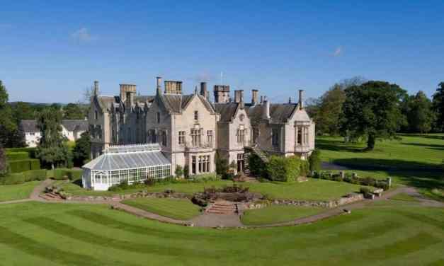 Hotel Review: Schloss Roxburghe, The Scottish Borders