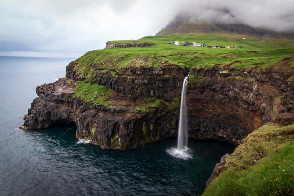 virtual travel experiences in the Faroe Islands