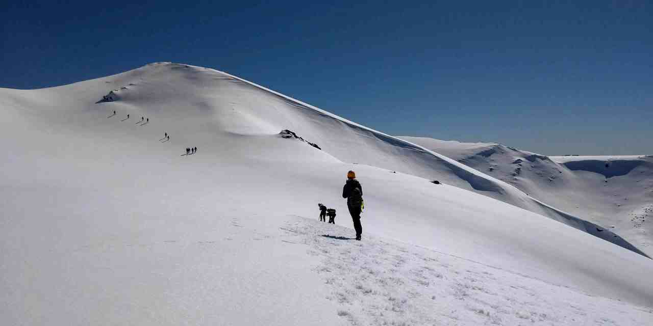 How to Hike the Tongariro Crossing in Winter