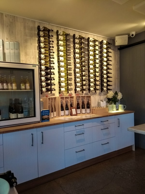Misha's Vineyard is one of the top places to go wine tasting in New Zealand