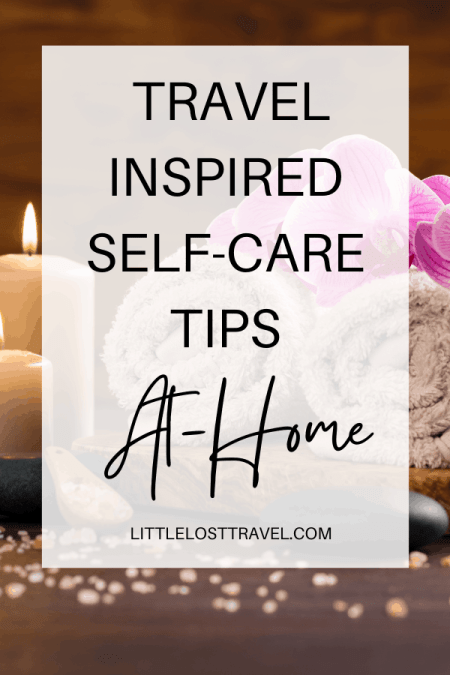ravel inspired self-care tips at Home