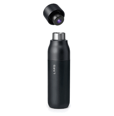Product image for LARQ water purifier bottle