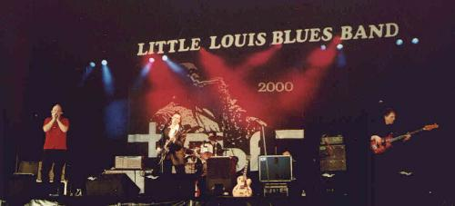 The Little Louis Bluesband 1994-2010