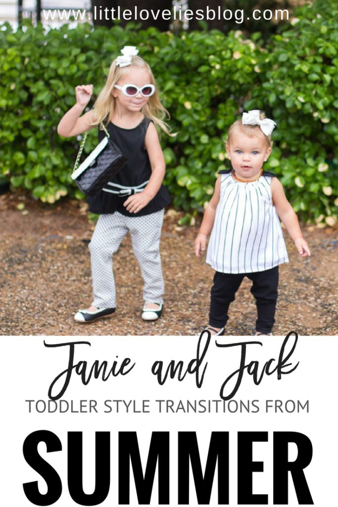 JANIE AND JACK TODDLER STYLE OF SUMMER
