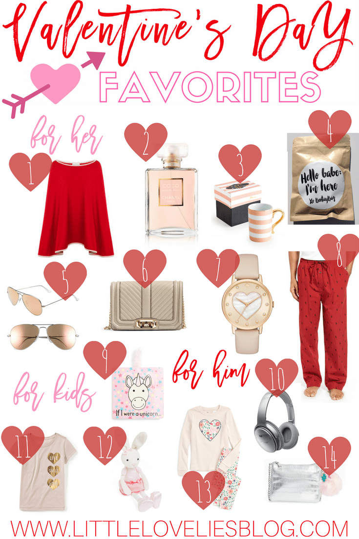 VALENTINE'S DAY   VALENTINE'S DAY FAVORITES   VALENTINE'S DAY GIFT GUIDE   WHAT TO GET AND GIVE FOR VALENTINES DAY