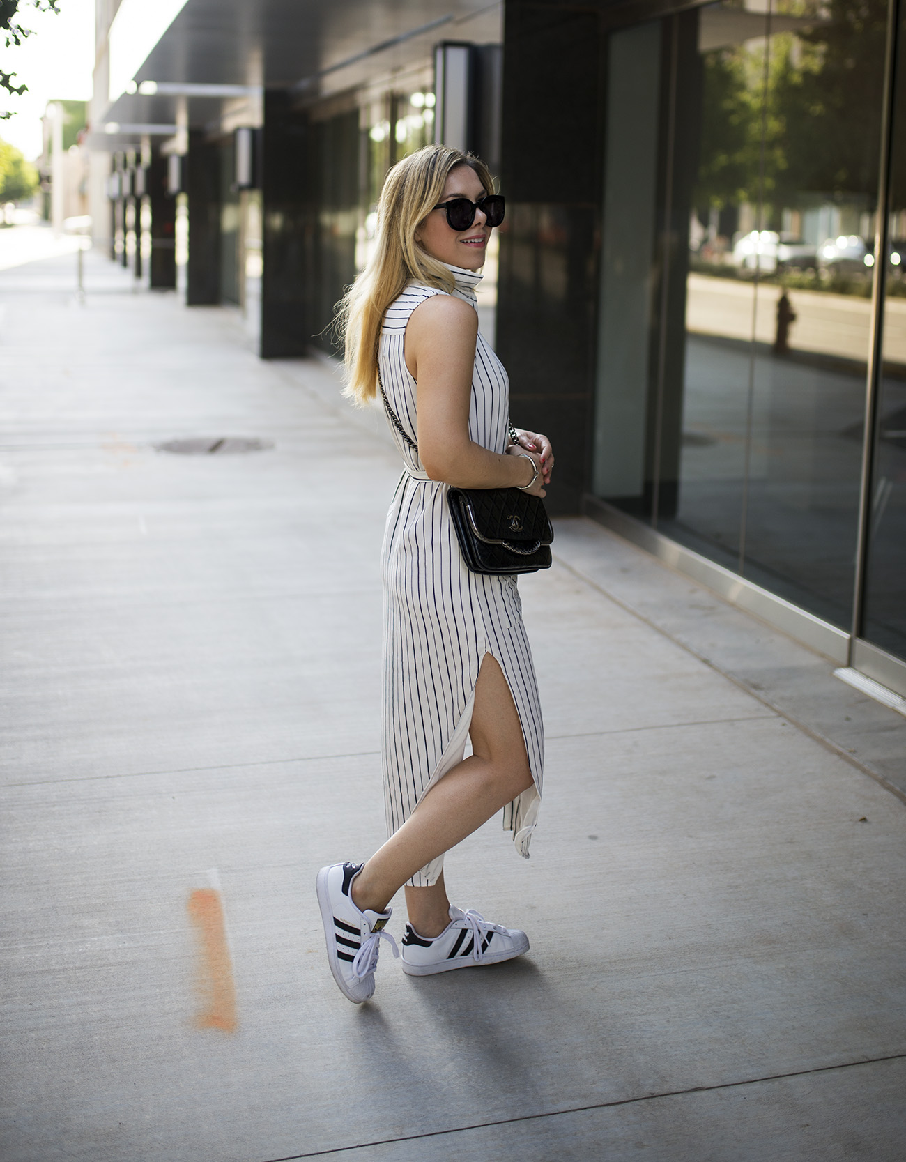 How to Style Adidas Superstar Sneakers