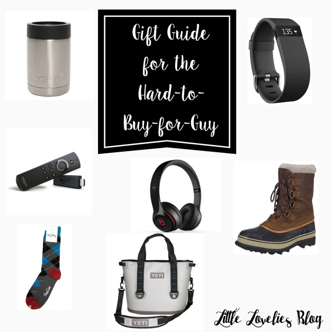 Holiday Gift Guide for the Hard-to-Buy-For-Guy