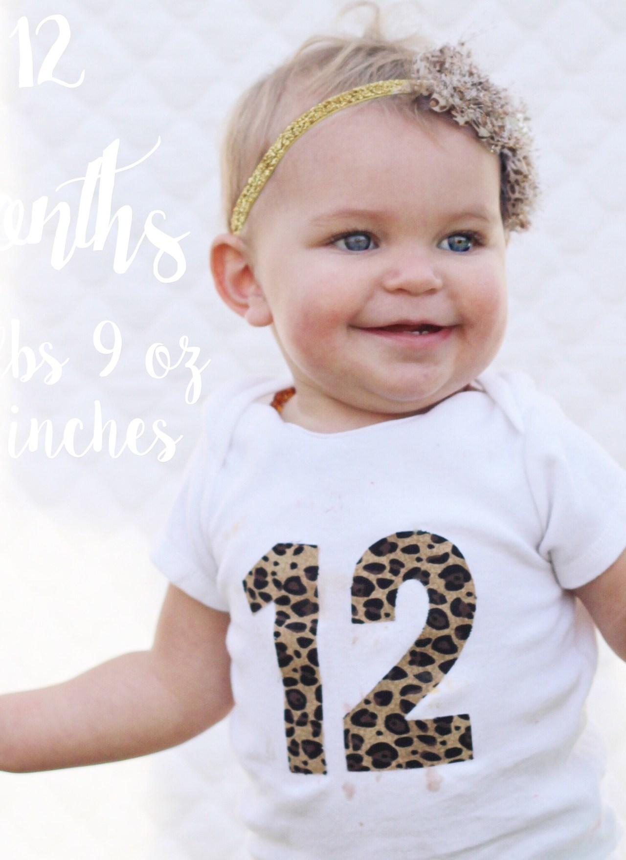 Lennyn Kate | 12 Months