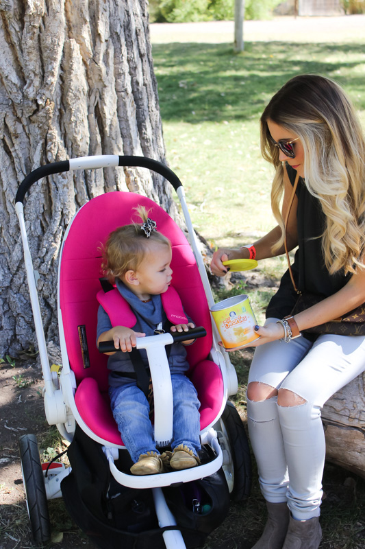 Healthy Snacks for Toddlers On-The-Go
