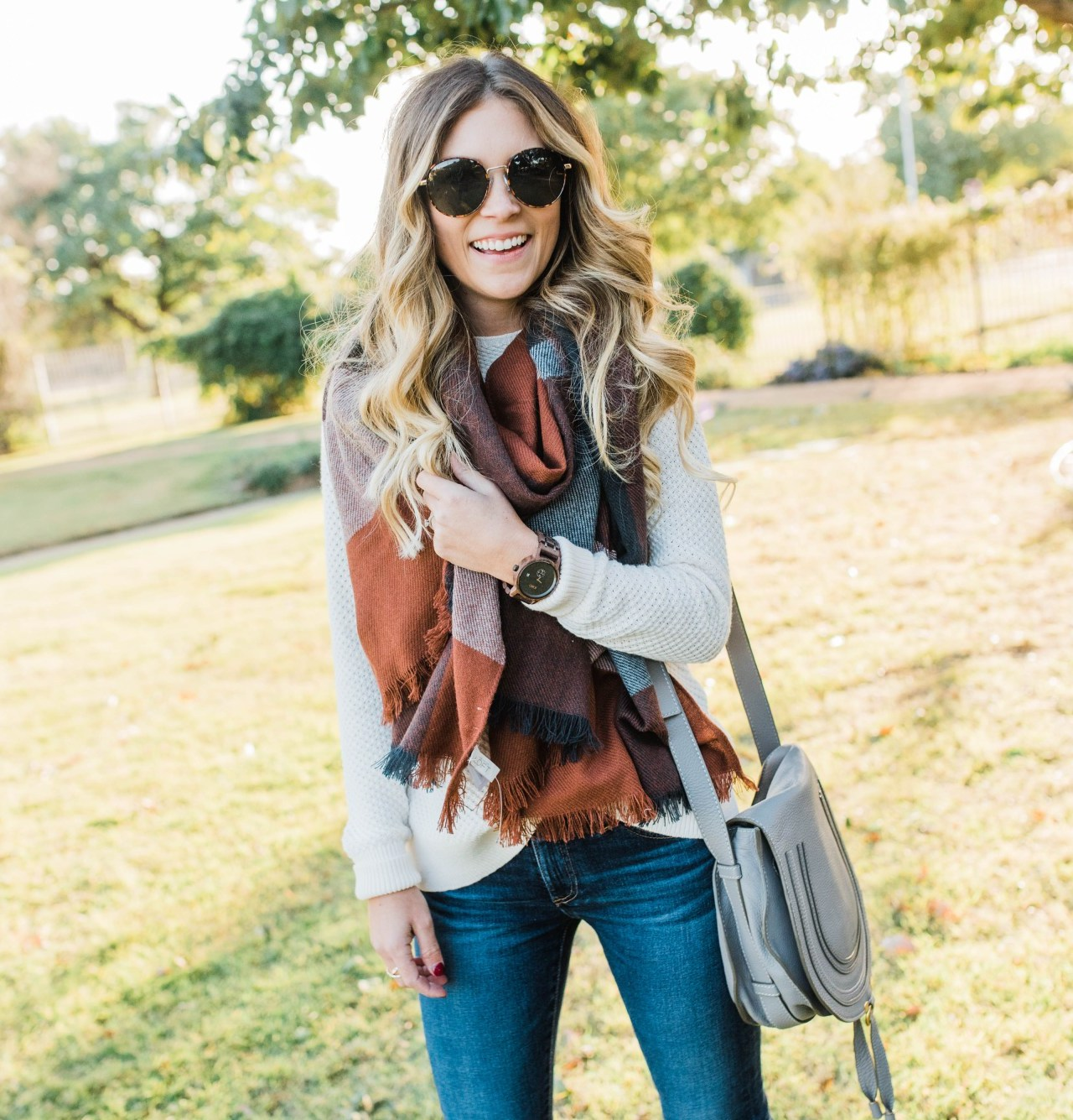 30 Fall Scarves Under $30