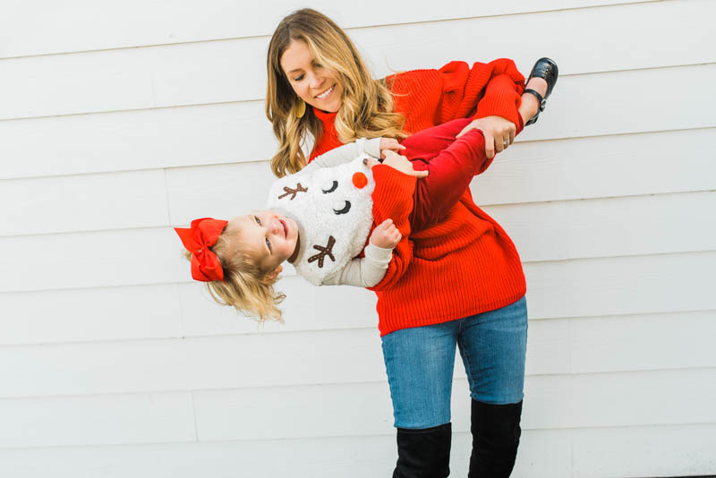 fun and festive holiday outfits for kids and moms from nordstrom