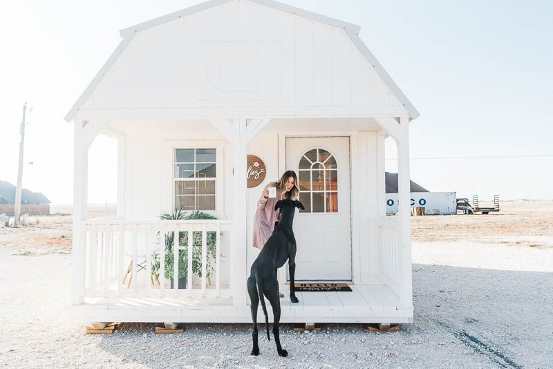 7ba2c9c924 THE SHE SHED OFFICE OF EVERY WOMAN'S DREAMS - Little Lovelies Blog