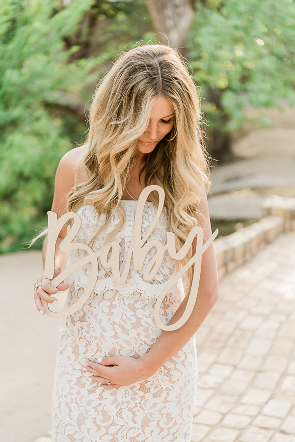 maternity photo dress