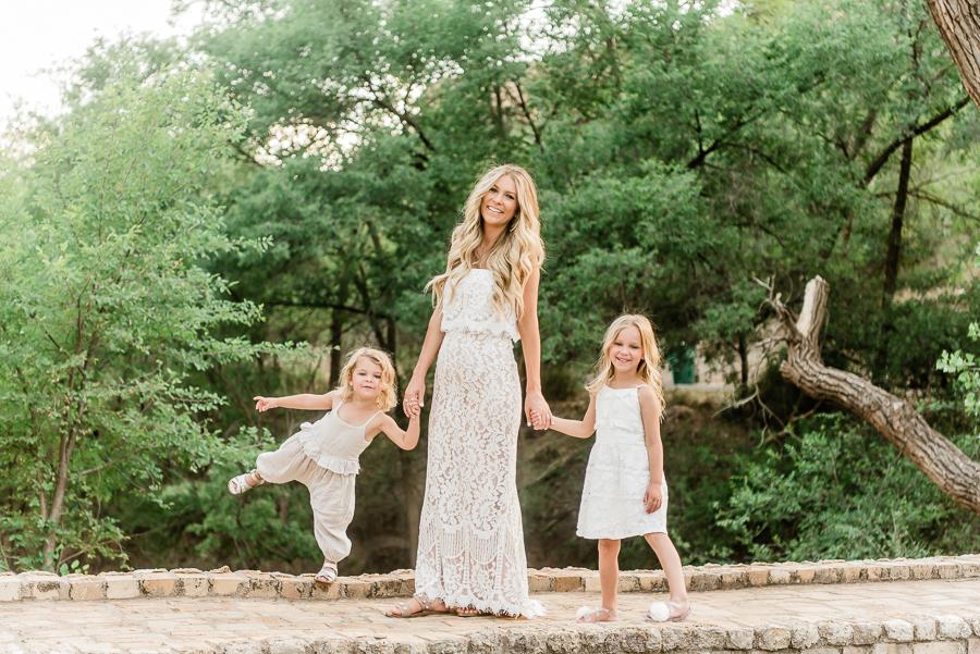 neutral dresses for photos