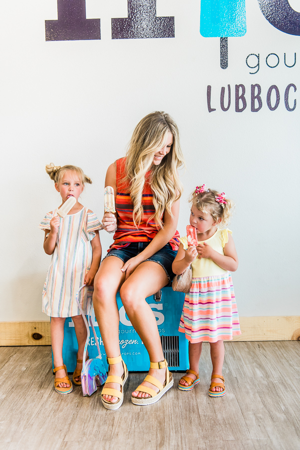 summer outfits for kids
