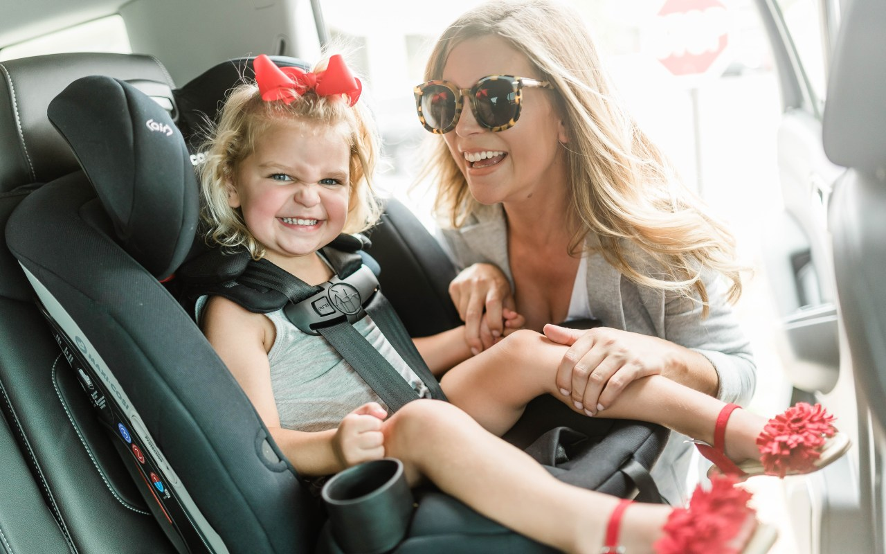 10 Tips for Traveling with Young Kids in Car Seats