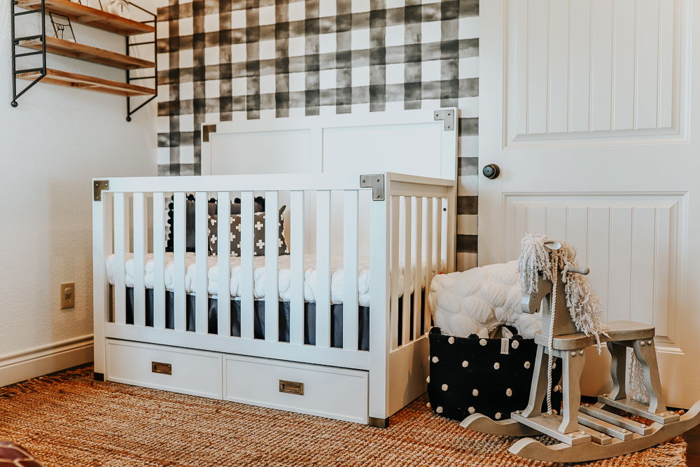 Little Man's Nursery Sneak Peek with Bertini