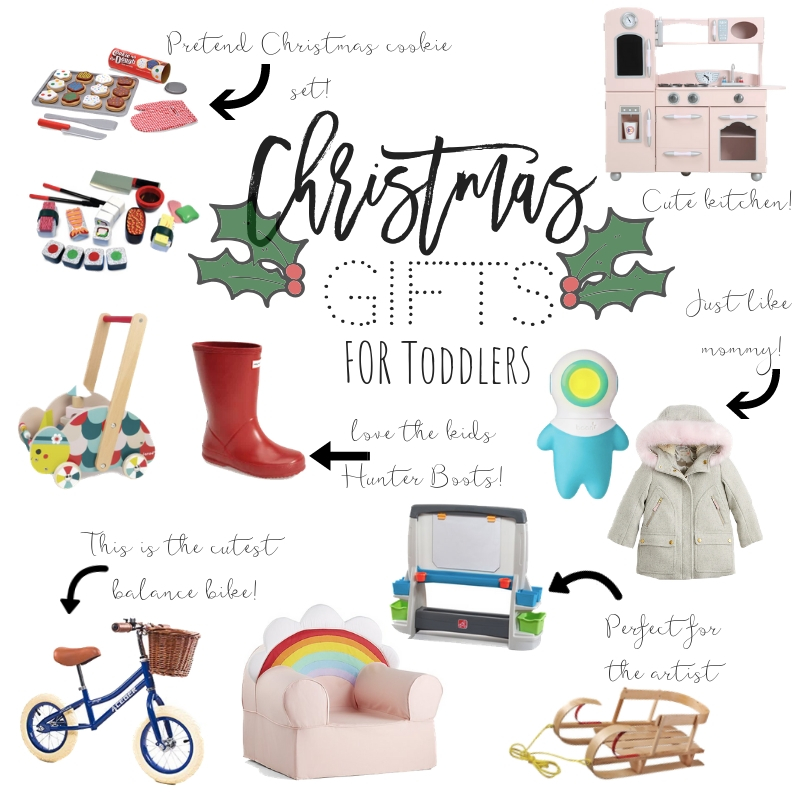 Holiday Gift Guide for Toddlers and Kids