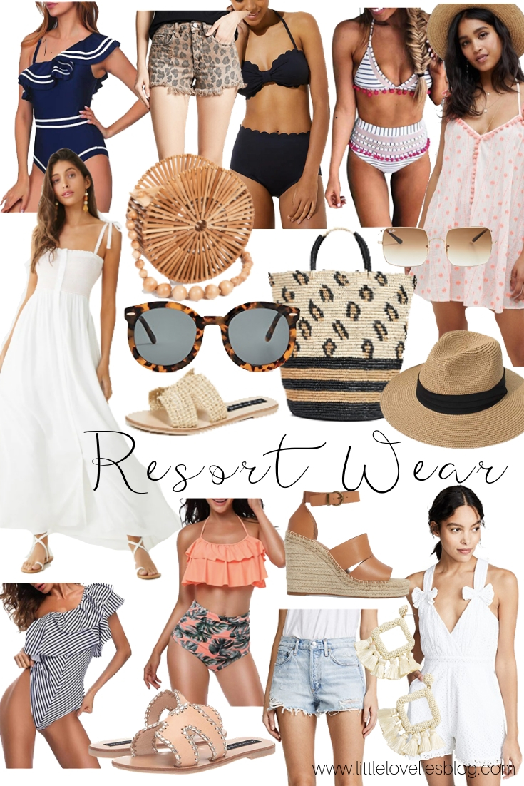 Resort Wear Must Haves