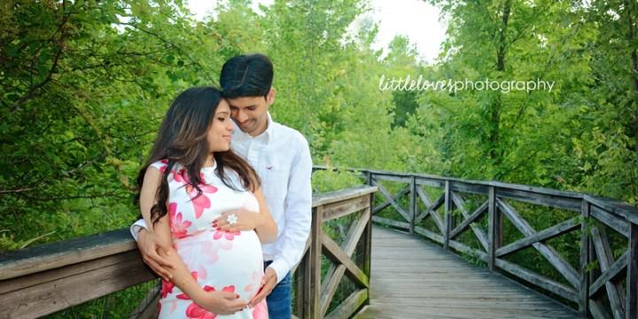 Mittal & Jigmesh {maternity}