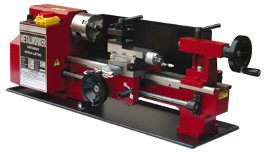 Central Machinery Mini Lathe