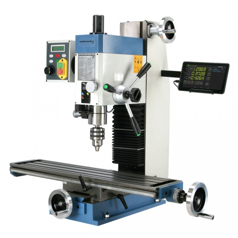 Bench Top Milling Machine