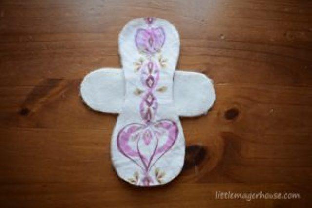 Sew Cloth Pads Tutorial - DIY Reusable Menstrual Pads