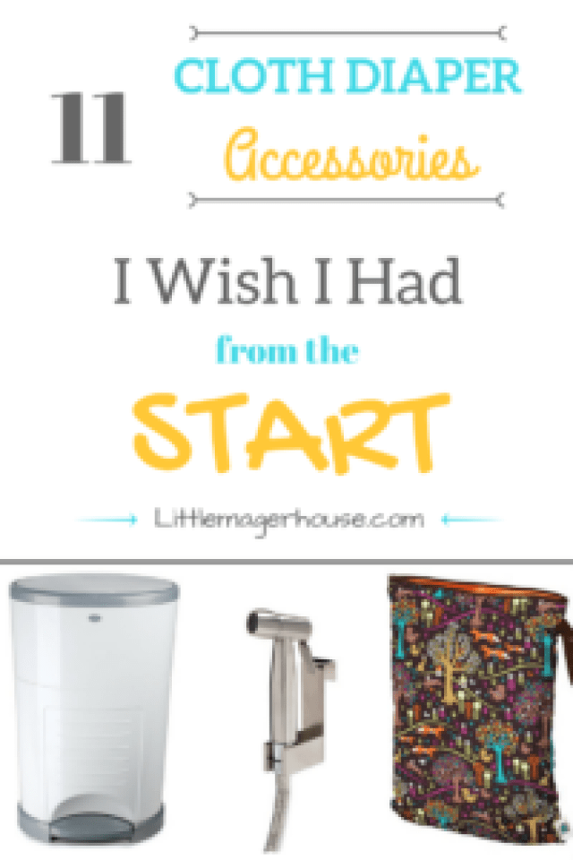 11 Cloth Diaper Accessories I Wish I Had From The Start