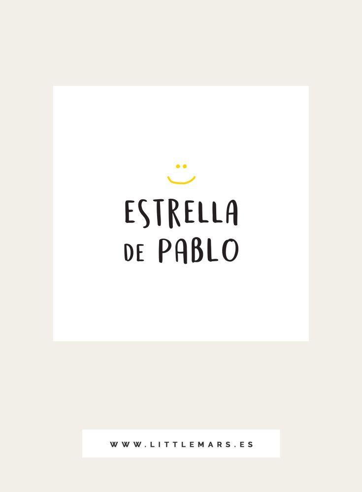 Branding + Web Styling para Estrella de Pablo