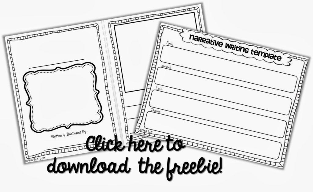Let's Talk Writing in the Kindergarten Classroom (Freebie