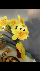 Talking Flowers, wonderland flowers