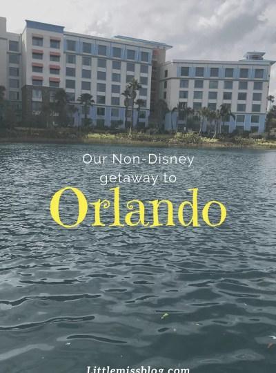 Orlando getaway
