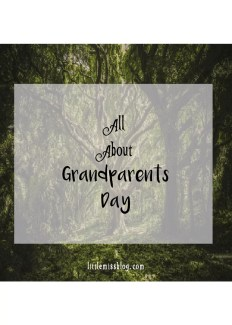 All About Grandparents Day