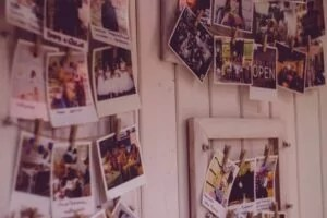 Photos and Memories...Things that can't be replaced