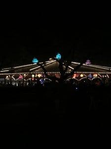 Carousel at night in the Magic Kingdom WDW