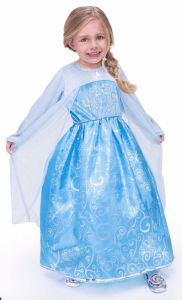 Elsa Dress from Little Adventures. Best Christmas Gifts for Kids littlemissblog.com
