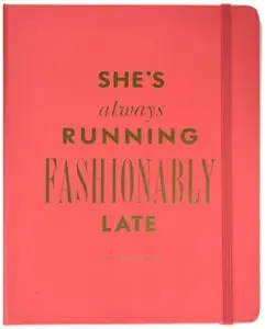 Kate Spade Planner- staying organized in the new year! littlemissblog.com