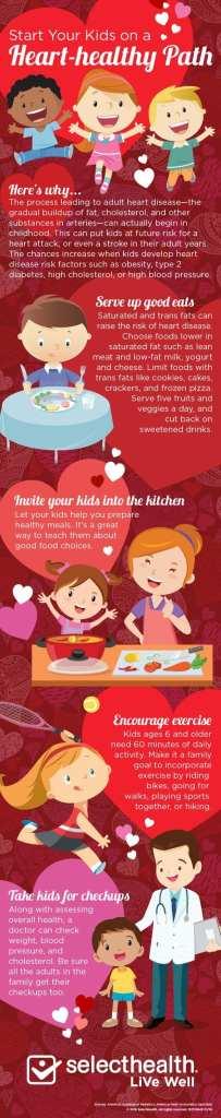 Start Kids on a Heart Healthy Path