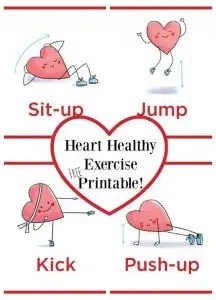 Hearth Healthy Exercise