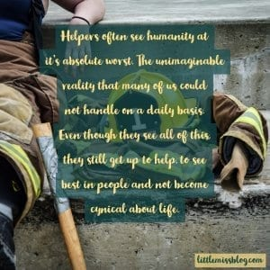 Helpers and their perspective- littlemissblog.com