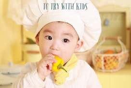 Cooking With Kids- Fun Recipes To Try With Kids