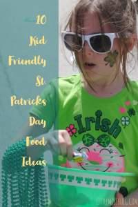 10 kid friendly foods for st patricks day littlemissblog.com